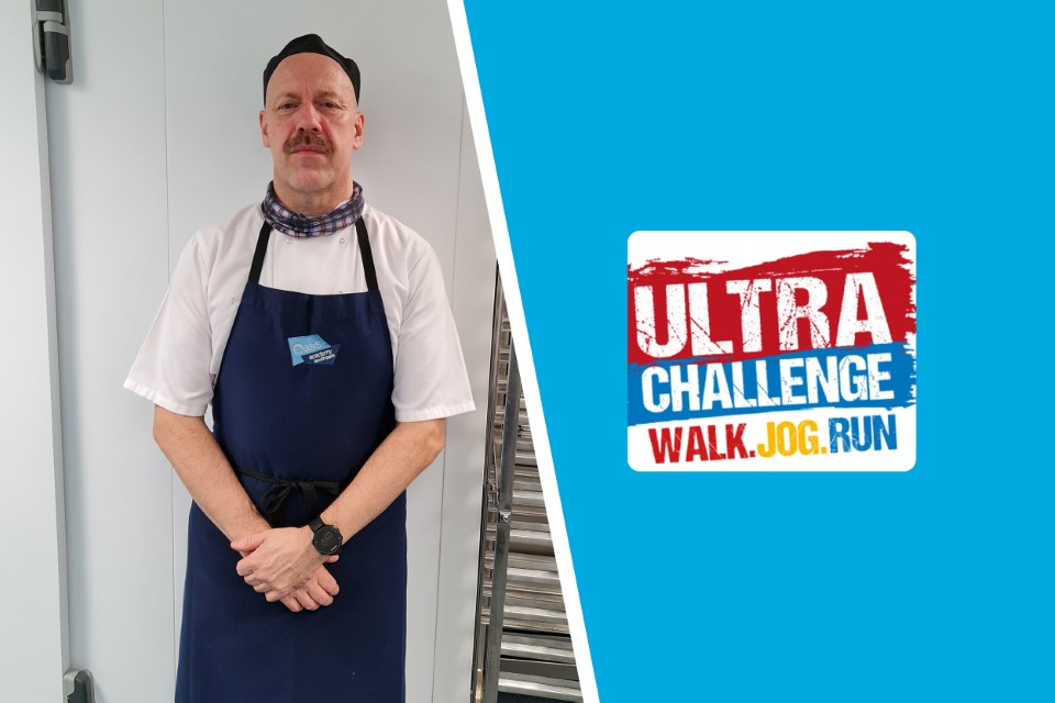Oasis Academy South Bank staff member set to walk 100km in the London to Brighton Challenge
